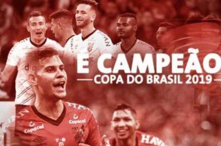 CAMPEÃO | Athletico bate o Inter no Beira-Rio e fica com o título da Copa do Brasil