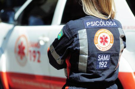 Aumenta o número de chamados ao Samu para tentativas de suicídio