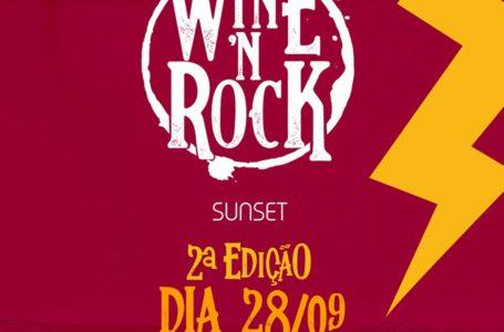 Vem aí a segunda edição da Wine'n Rock do Restaurante Oliver