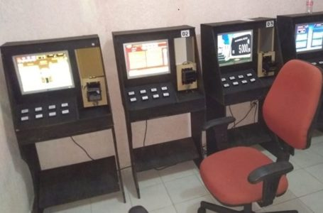 JOGOS DE AZAR | PMDF fecha casa de bingo eletrônico na ADE de Águas Claras
