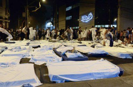Já chega a 11 o número de mortos na tragédia em incêndio de hospital no Rio de Janeiro