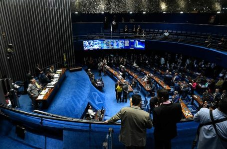 PREVIDÊNCIA | Senadores devem iniciar votação da reforma no plenário na próxima terça-feira