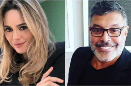 Rachel Sheherazade processa Alexandre Frota após ser comparada a prostituta