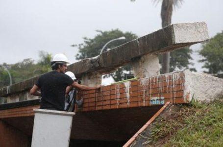 GESTÃO | GDF investe R$ 4,8 milhões para reformar viadutos