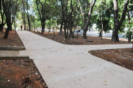 MOBILIDADE | GDF investe na reforma de calçadas em várias regiões administrativas