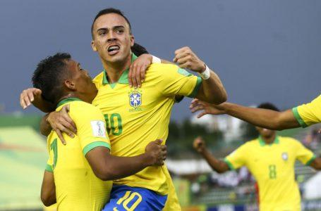 MUNDIAL DA FIFA | Brasil goleia o Canadá na abertura da Copa Sub-17