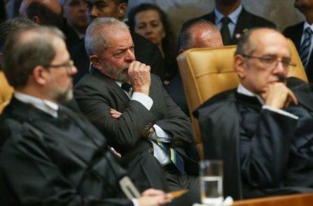 RETROCESSO | STF julga nesta semana ações que podem beneficiar o ex-presidente Lula