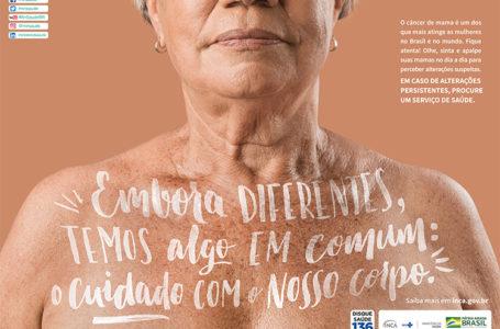 OUTUBRO ROSA | Taxa de mortalidade do câncer de mama no Brasil está abaixo da média mundial