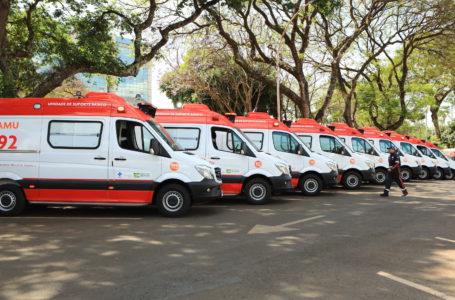 REFORÇO | Samu aumenta sua frota de ambulâncias