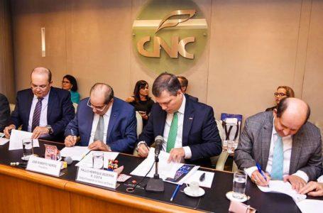 DESENVOLVIMENTO | BRB firma acordo com CNC e vai facilitar crédito em todo o Centro-Oeste