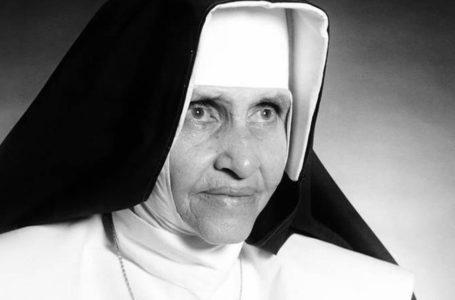 CANONIZAÇÃO | Irmã Dulce será reconhecida como santa neste domingo