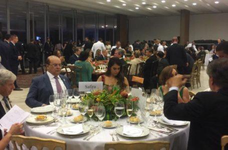 APROXIMAÇÃO | Governador estreita laços com chefes de Estado em jantar do Brics