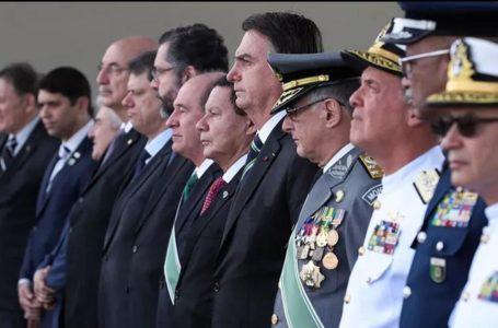 TENSÃO NA ESPLANADA | Militares mostram preocupação com o discurso de Lula que incita a violência