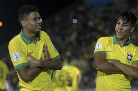 MUNDIAL SUB-17 | Brasil vence Chile com dois de Kaio Jorge e avança para as quartas de final