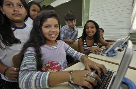 DESENVOLVIMENTO TECNOLÓGICO   Governo prevê internet em 100% das escolas urbanas em 2020