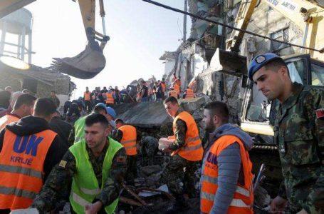 TREMEU A 6,4 | Terremoto na Albânia deixa mais de 10 mortos e 600 feridos