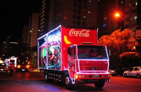 EM CLIMA DE NATAL | Caravana da Coca-Cola começa a encantar o DF e Entorno a partir do dia 30
