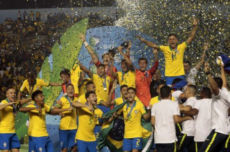 MUNDIAL SUB-17 | Brasil vence México de virada, com gol nos acréscimos do 2º tempo