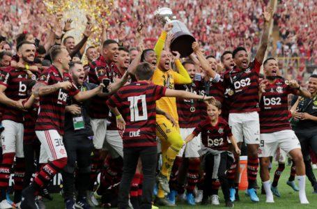 DE VIRADA | Flamengo vence River Plate e se torna bicampeão da Libertadores