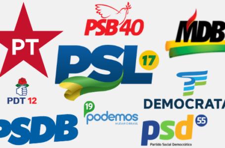 DINHEIRO PÚBLICO PELO RALO | Nova divisão do fundo eleitoral beneficia DEM e 'nanicos'