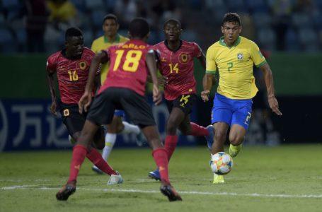 MUNDIAL SUB-17 | Brasil vence Angola e garante liderança do grupo A