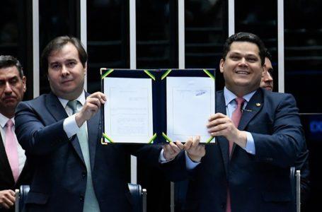 CONGRESSO NACIONAL | Promulgada Emenda Constitucional da reforma da Previdência