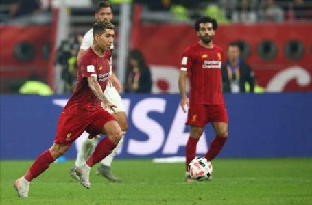 DEU RUIM | Firmino marca contra Flamengo e Liverpool é campeão mundial