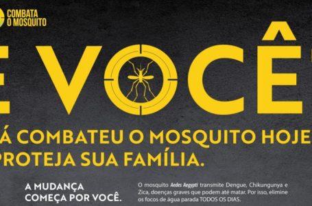 VALPARAÍSO | Prefeitura inicia campanha educativa de conscientização para combater a dengue