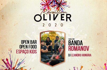 FIM DE ANO | Restaurante Oliver apresenta Réveillon 2020