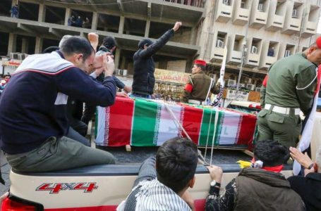 TENSÃO NO IRÃ | Governo iraniano reforça status de herói e mártir a general morto pelos EUA