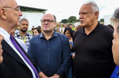 DESENVOLVIMENTO | Ibaneis cumpre promessa de transformar o Sol Nascente/Pôr do Sol em uma cidade decente