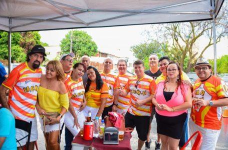 Sapeka-Aí promoveu uma grande festa no Núcleo Bandeirante no dia 31 de dezembro
