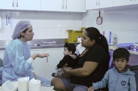PREVENÇÃO | Secretaria de Saúde garante assistência odontológica para bebês