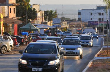 INFRAESTRUTURA | Pôr do Sol / Sol Nascente vai ganhar avenida com 7,8 km