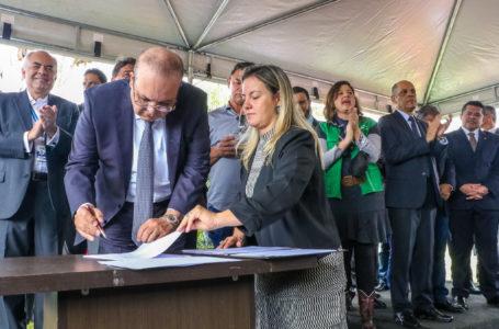 PRIMEIRO DE TRÊS | GDF anuncia pacote de obras para construir escolas, unidades de saúde e recuperação de vias