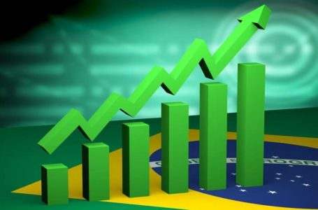 CRESCIMENTO   PIB cresce 0,8% no trimestre encerrado em novembro