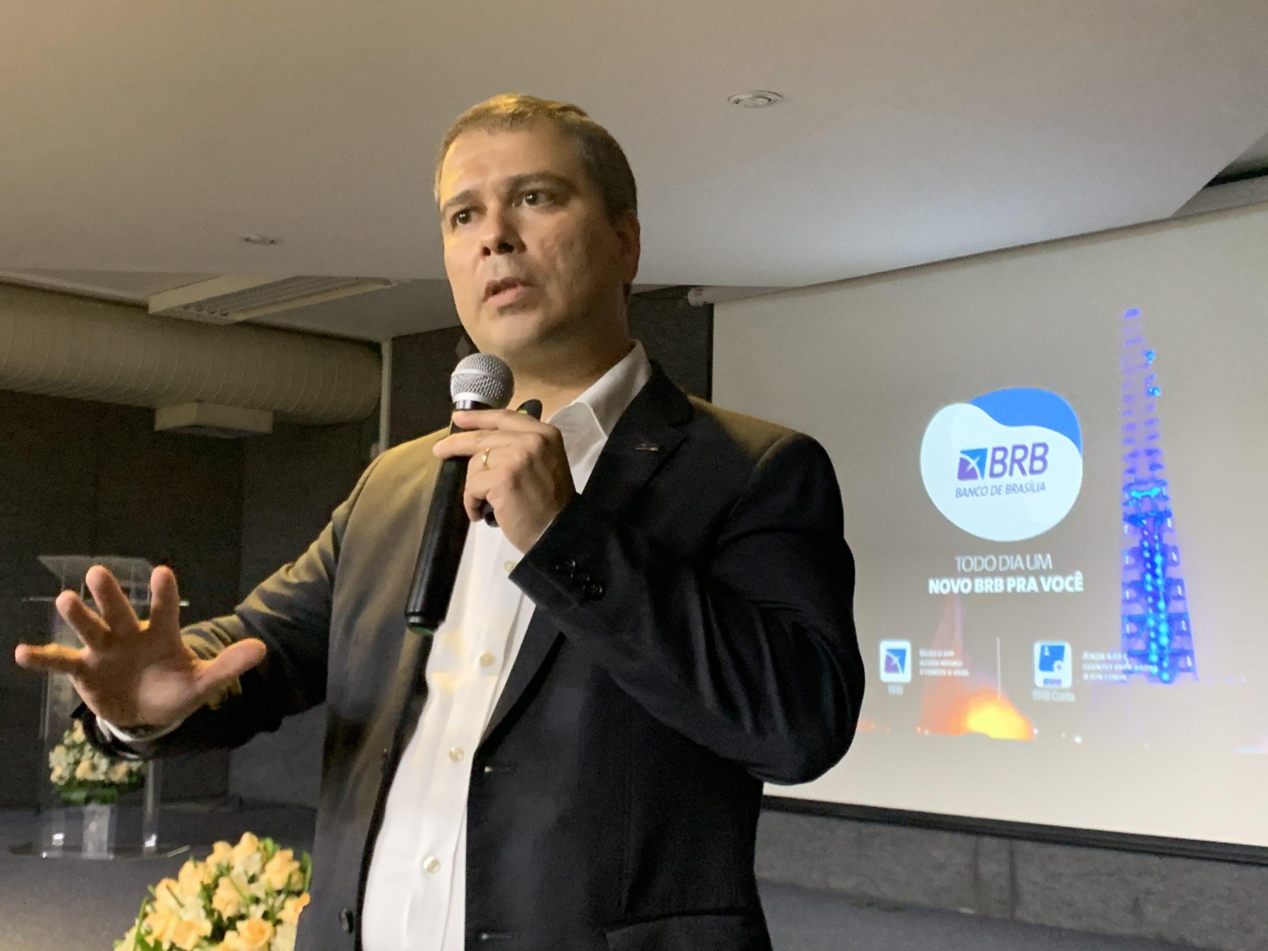 INOVAÇÃO | Presidente do BRB anuncia mudanças no cartão do passe livre e o início da atuação como banco digital para este ano