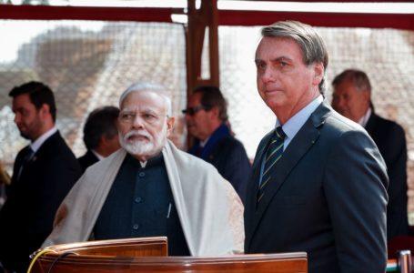 ESTREITANDO LAÇOS | Brasil e Índia assinam acordos em tecnologia, energia e segurança