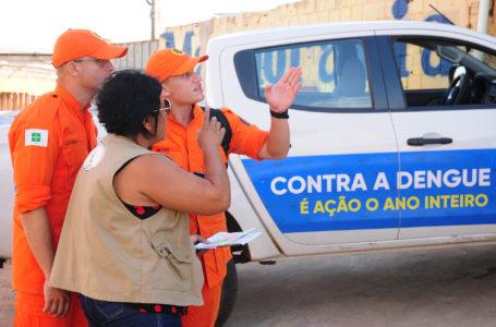 FORÇA-TAREFA | Mais de 700 homens vão participar da ação de combate à dengue no próximo sábado (1º/2)