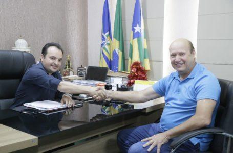 VALPARAÍSO | Pábio Mossoró pediu e o deputado Célio Silveira destinou R$ 1,8 milhão para construir escola