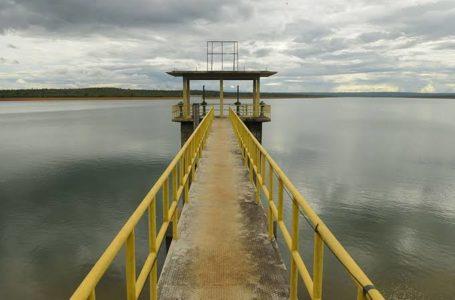 BARRAGEM CHEIA | Reservatório do Descoberto atinge capacidade máxima