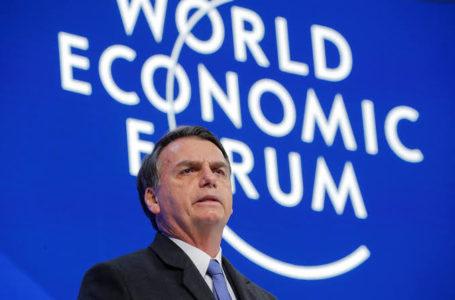 NÃO VAI MAIS | Jair Bolsonaro cancela a ida ao Fórum Mundial de Davos
