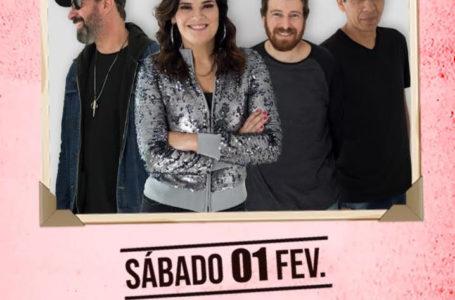 DIVERSÃO | Sábado (01/02) é dia de Quintal com a banda Rock Beats e muito mais