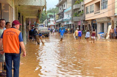 CALAMIDADE PÚBLICA | Mais de 2 mil pessoas estão desalojadas no Espírito Santo