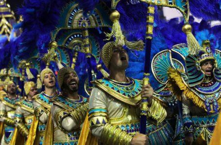 1ª VEZ | Águia de Ouro é campeã do carnaval de São Paulo