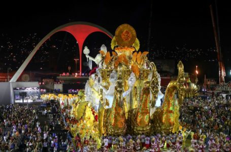 DE ALMA LAVADA | Viradouro é a campeã do carnaval no Rio de Janeiro