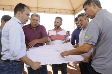 VALPARAÍSO | Pábio Mossoró autoriza o início das obras de infraestrutura no bairro Araruama