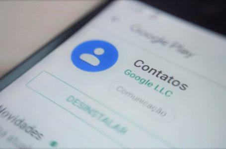 INOVAÇÃO | Aplicativos Contatos do Google agora faz backup automático da agenda do seu celular