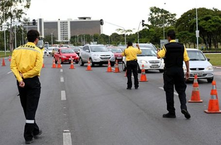 SEGURANÇA NO TRÂNSITO | Mais de 400 motoristas foram autuados por embriaguez durante o Carnaval