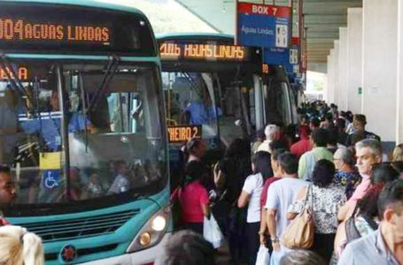 A PARTIR DE DOMINGO | Passagens De ônibus do Entorno vão subir